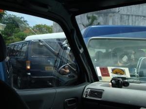 Bahamian Traffic